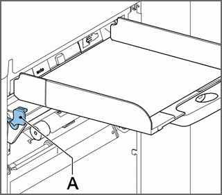 DS-63, M3300 - Document Feeder Tray Side Guide Adjustment 01