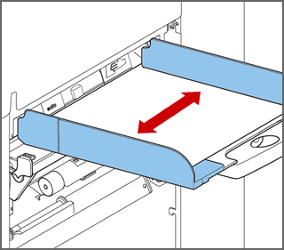 DS-63, M3300 - Document Feeder Tray Side Guide Adjustment 03