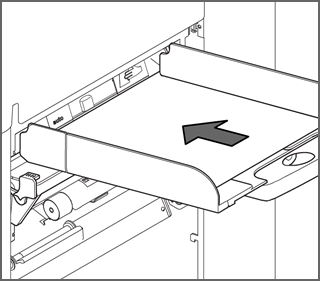 DS-63, M3300 - Document Feeder Tray Side Guide Adjustment 04