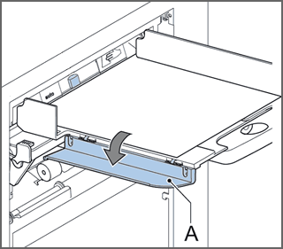DS-63, M3300 - Document Feeder Tray Side Guide Adjustment 05