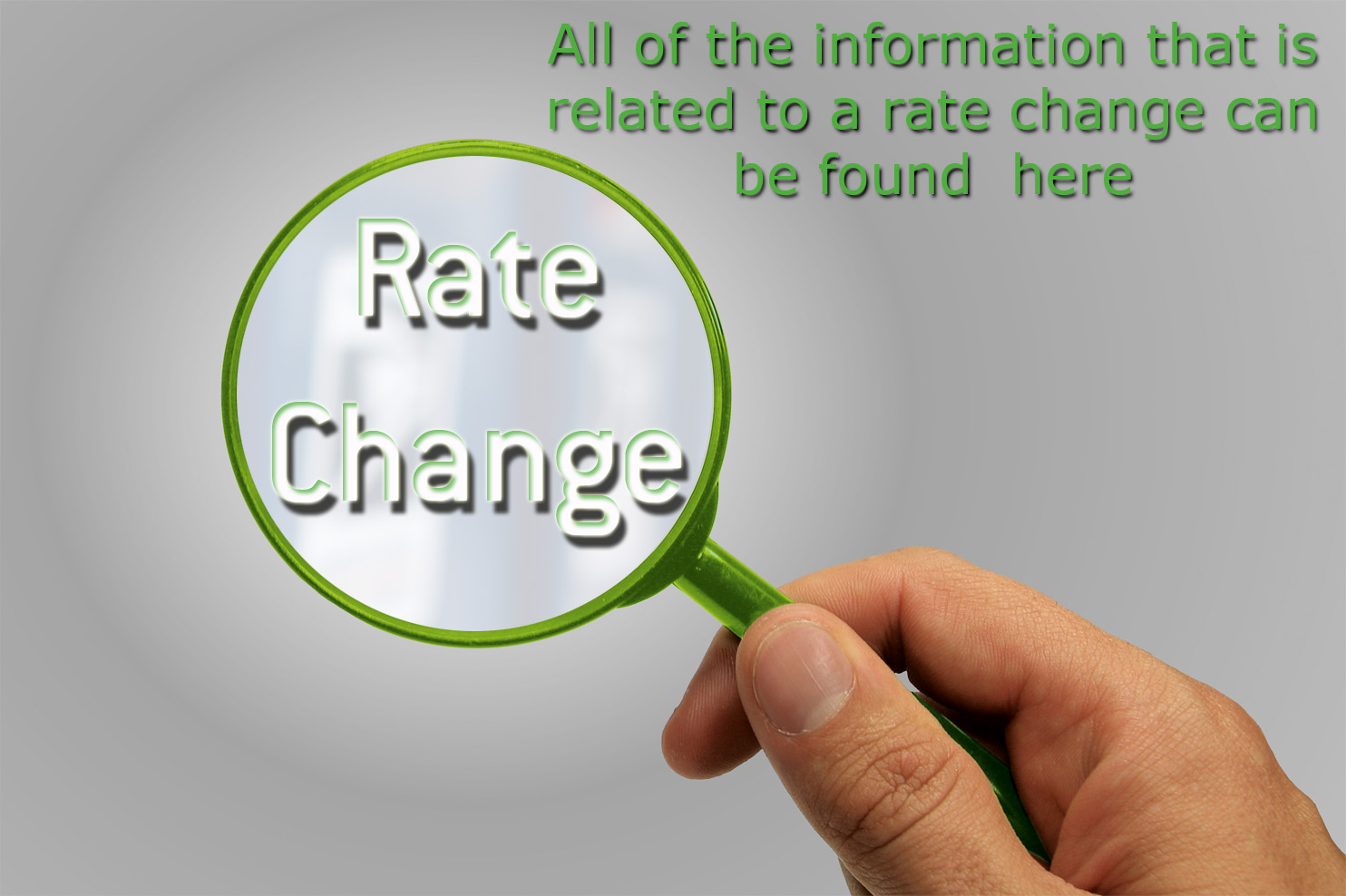Rate change